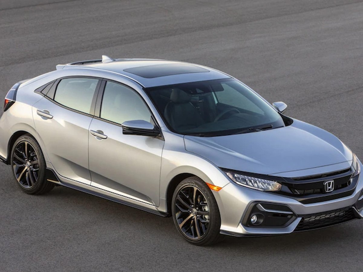 2020 Honda Civic XL